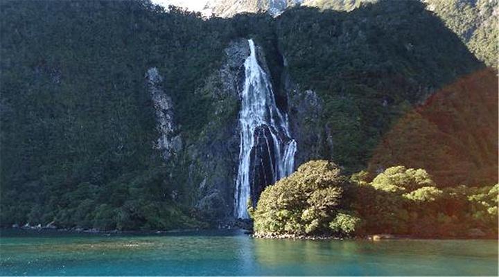 博文瀑布旅游图片
