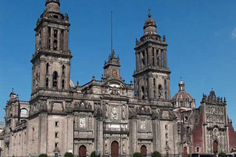 墨西哥城大教堂