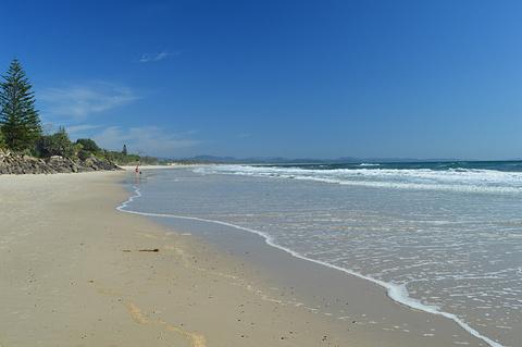 拜伦湾旅游图片
