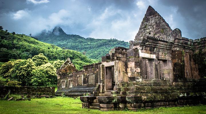 瓦普寺旅游图片