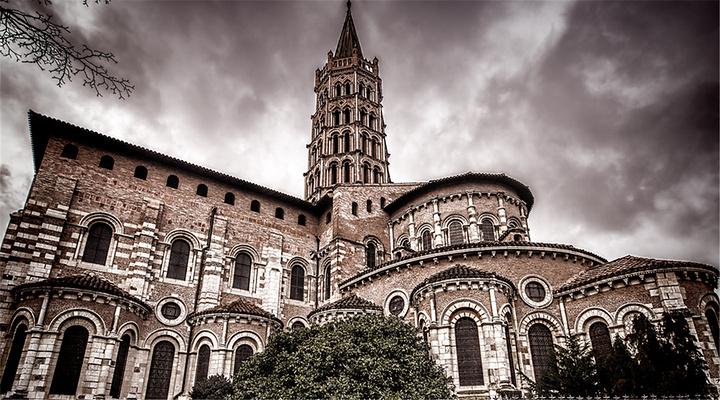 圣塞尔南大教堂旅游图片