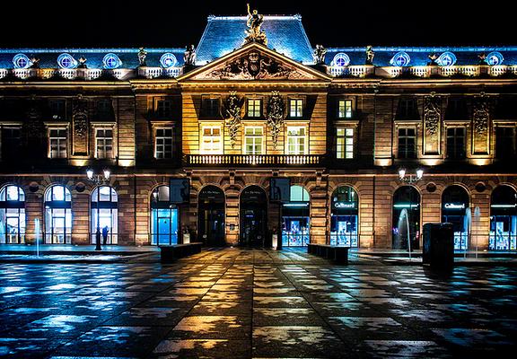 克勒贝尔广场旅游图片