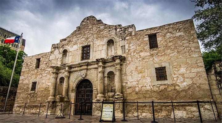 The Alamo旅游图片