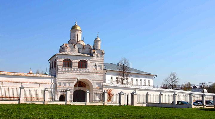 波克罗夫修道院旅游图片