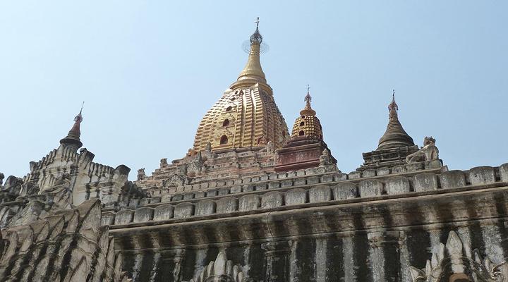 阿南达寺旅游图片