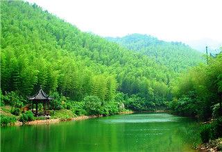 天目湖南山竹海景区