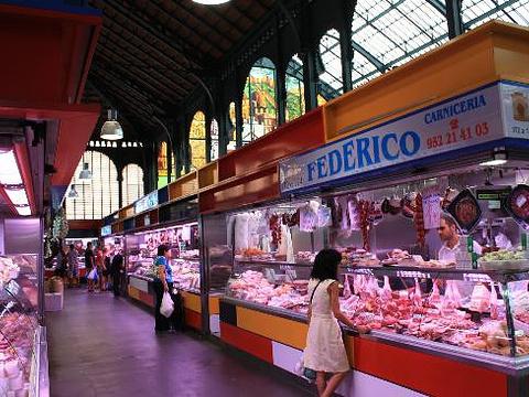 Mercado Central de Atarazanas旅游景点图片