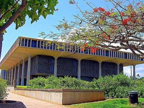夏威夷州议会大厦旅游景点图片