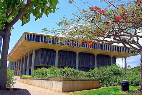 夏威夷州议会大厦
