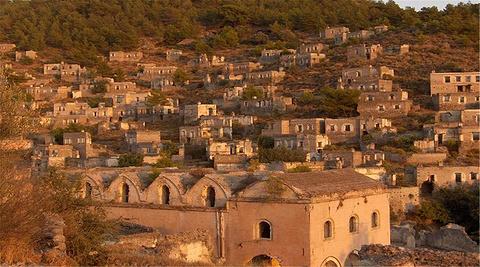 卡亚可石头村