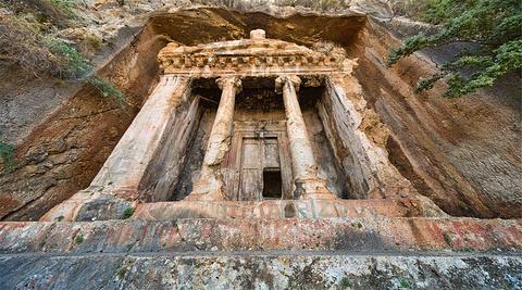 阿敏塔斯之墓