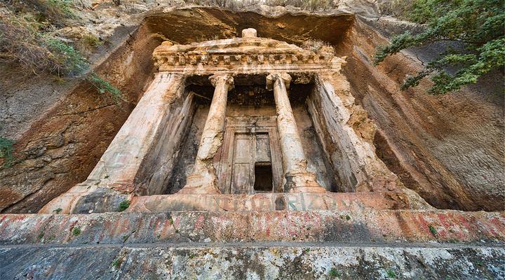 阿敏塔斯之墓旅游图片