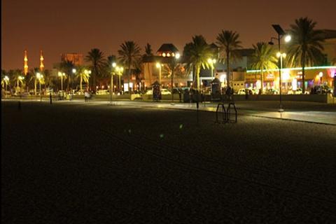 朱美拉海滩公园
