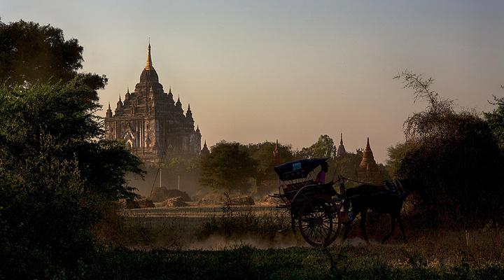 达宾纽寺旅游图片