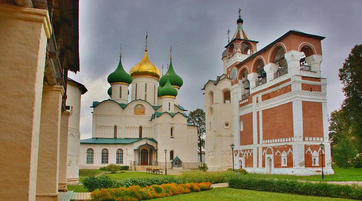 叶夫菲米救主修道院旅游图片