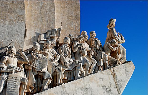 发现者纪念碑旅游图片