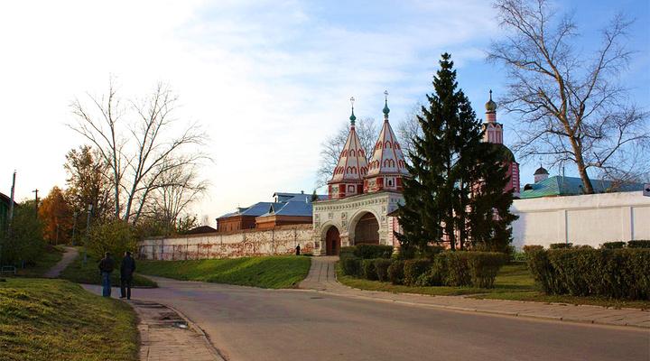 圣袍修道院旅游图片