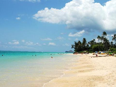 拉尼凯海滩旅游景点图片