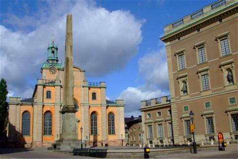 斯德哥尔摩大教堂的图片