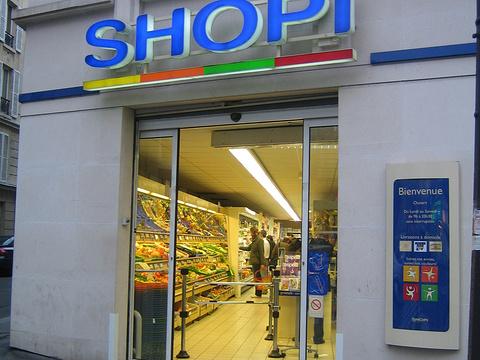 Shopi超级市场旅游景点图片