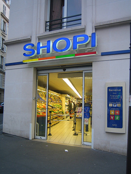 Shopi超级市场