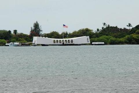 珍珠港亚利桑那号纪念馆