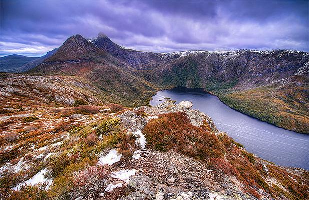 摇篮山旅游图片