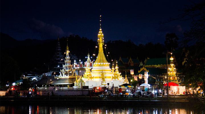 Wat Chong Kham旅游图片