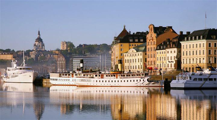 斯德哥尔摩老城旅游图片