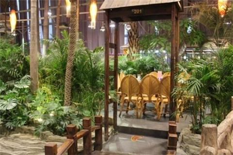 阳光绿洲生态酒店