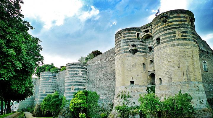 昂热城堡旅游图片