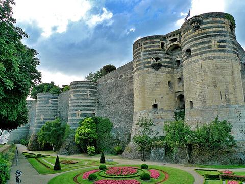 昂热城堡旅游景点图片