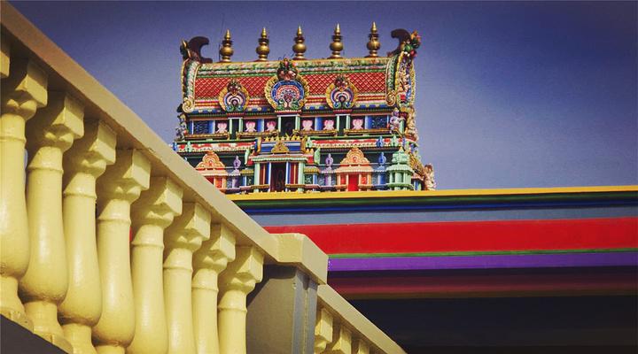 萨布拉马尼亚湿婆庙旅游图片