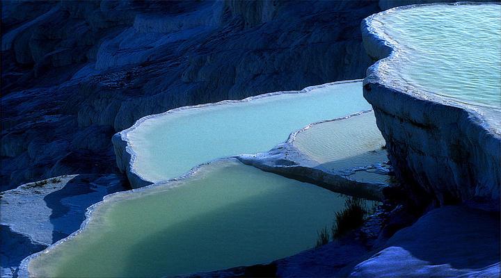 钙化池旅游图片