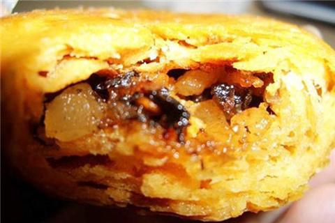 金华老倪酥饼