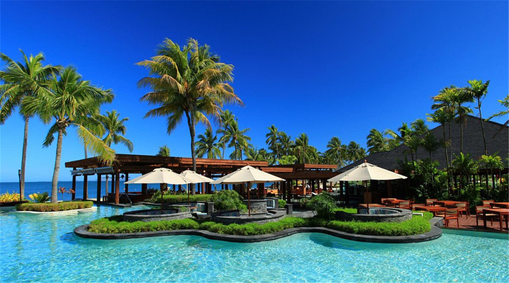 丹娜努岛度假村旅游图片