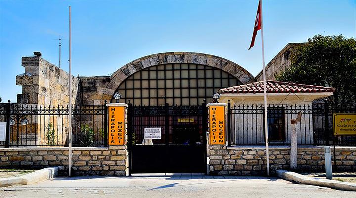 希耶拉波利斯考古博物馆旅游图片