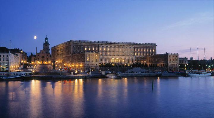 斯德哥尔摩王宫旅游图片