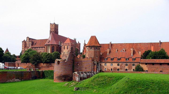 马尔堡城堡 旅游图片