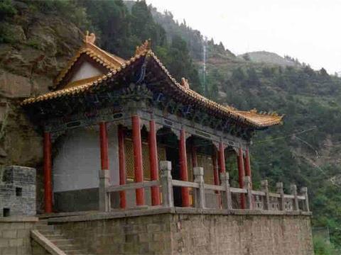 姜女祠旅游景点图片
