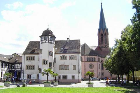 弗赖堡旅游图片