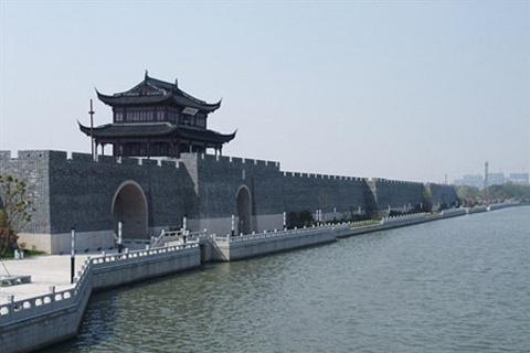 相门古城墙