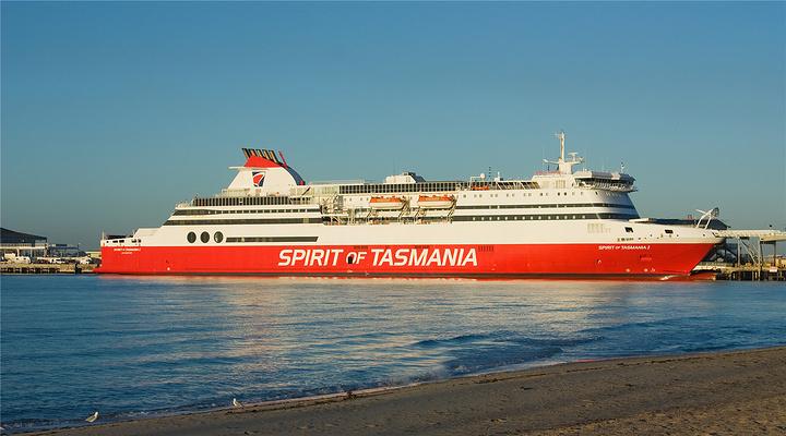 SPIRIT OF TASMANIA旅游图片