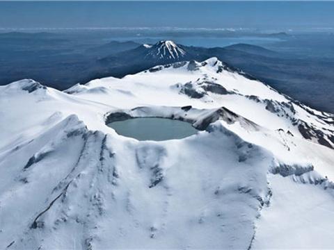 鲁阿佩胡火山旅游景点图片