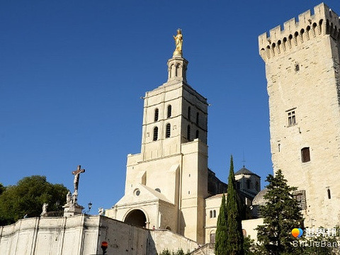 阿维尼翁圣母大教堂旅游景点图片