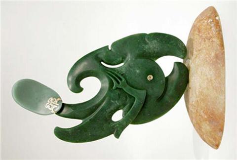 绿岩 Pounamu