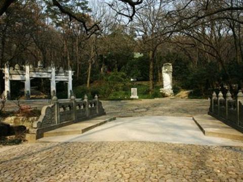 谭延闿墓旅游景点图片