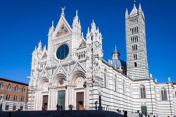 锡耶纳大教堂旅游图片