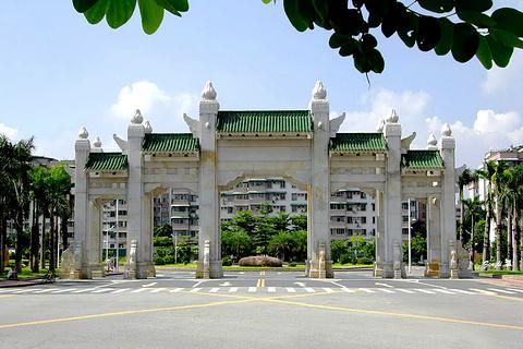 华南农业大学的图片