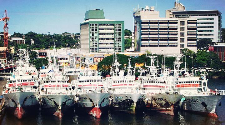 苏瓦港旅游图片